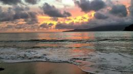 Beach Sunset | Rachel Andrea Go