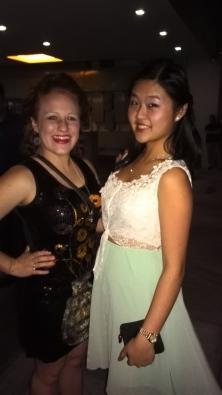 Kira and I
