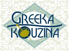 Greeka Kouzina logo