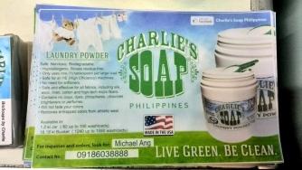 Charlie's Soap