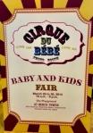 Baby Fair Signage