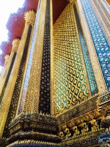Grand Palace Column