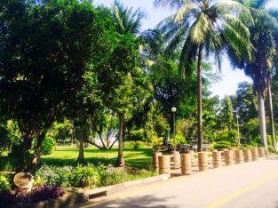 Lumpini Park Path