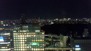 Tokyu Hands view from Century Southern Tower