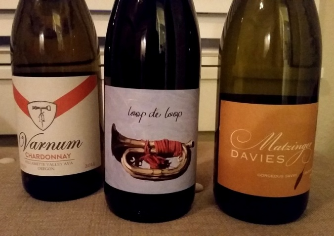 My wine haul