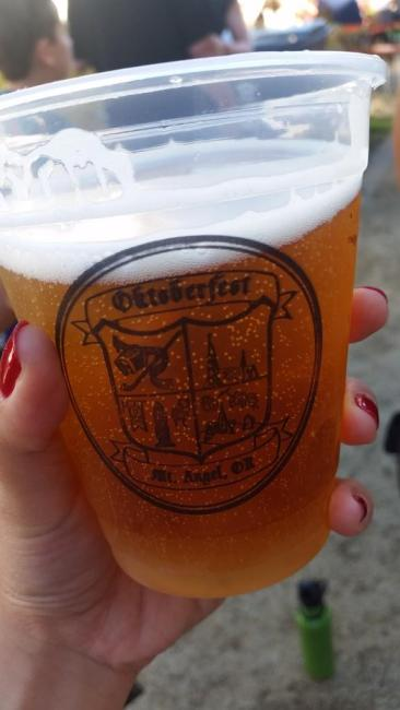 Oktoberfest in Mt Angel