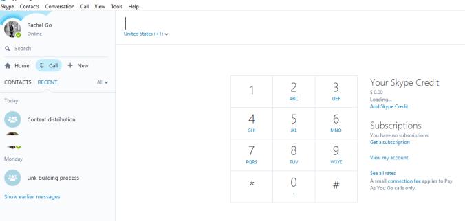 Skype | Remote Work Tools Checklist