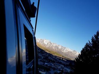 Skyline cable car